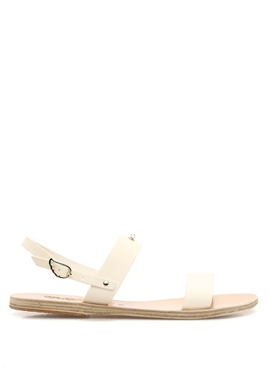 Ancient Greek Sandals Sandalet Beyaz